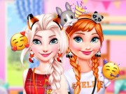 Princess Animal Dressup Party