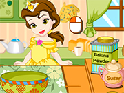 Princess Kitchen Belle\'s Pancakes