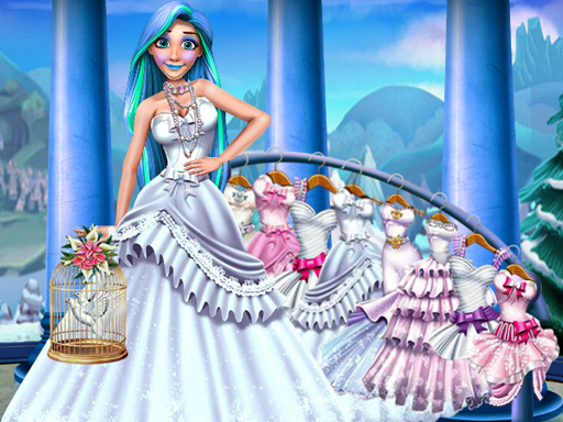 Princess Snow Wedding