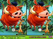 Pumbaa And Timon Differences