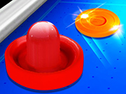 Realistic Air Hockey