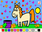 Rosalyn\'s Animal Coloring