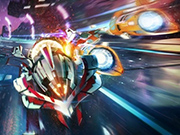 Sky Space Racing Games 3D 2019