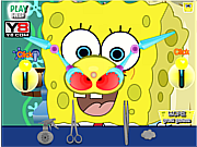 SpongeBob Nose Doctor