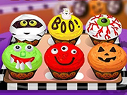 Spooky Cupcakes