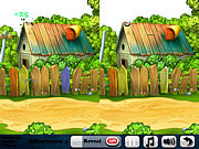 Strawberry Glade 5 Differences