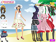 Summer Holiday Dressup