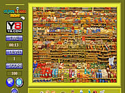 Super Market Hidden Objects
