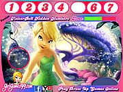 Tinkerbell Hidden Numbers