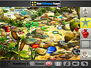 Toy metropolis. Hidden objects