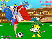 WorldCup DressUp