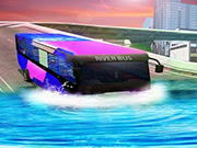 Water Surfing Bus Driving Simulator 2019