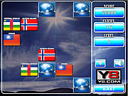 World Flag Memory Game 3