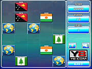 World Flags Memory 12