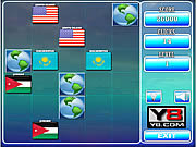 World Flags Memory Game 8