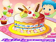 Yummy Cake Cooking